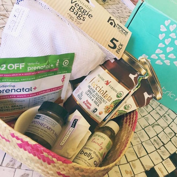 Best baby subscription boxes: Ecocentric Mom