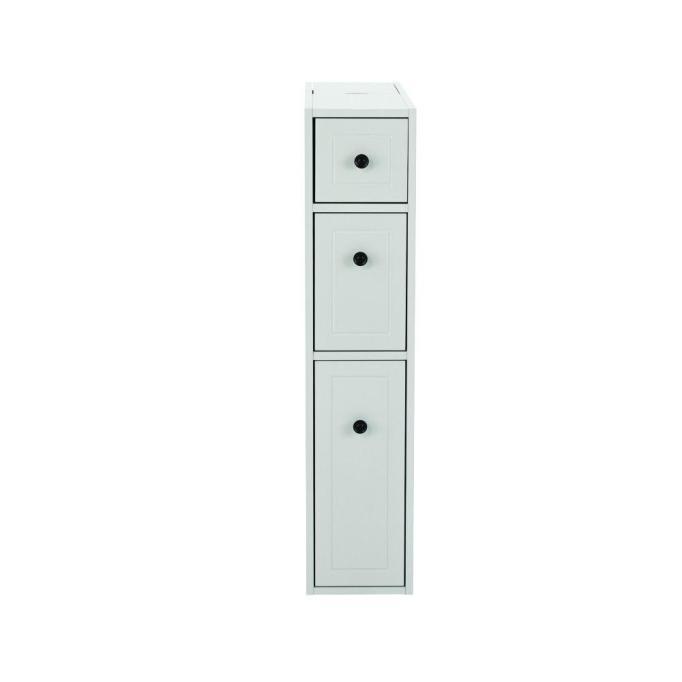 Hamilton Polar White Cabinet