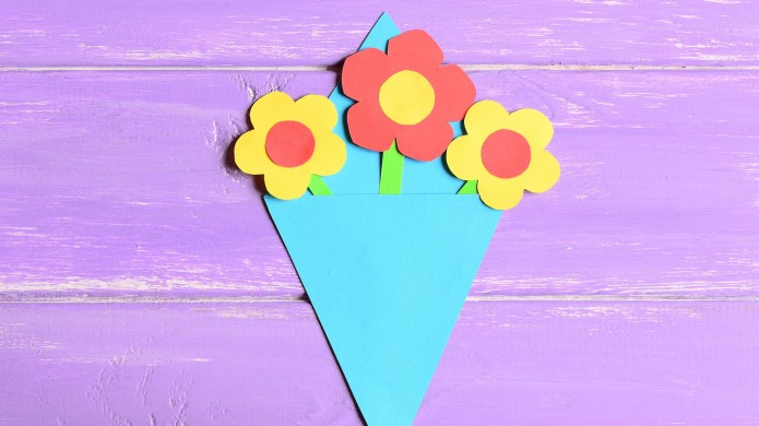 10 Super-Sweet Homemade Mother's Day Crafts