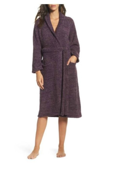 Valentine's Day Gifts For Moms: cozy robe from Nordstrom