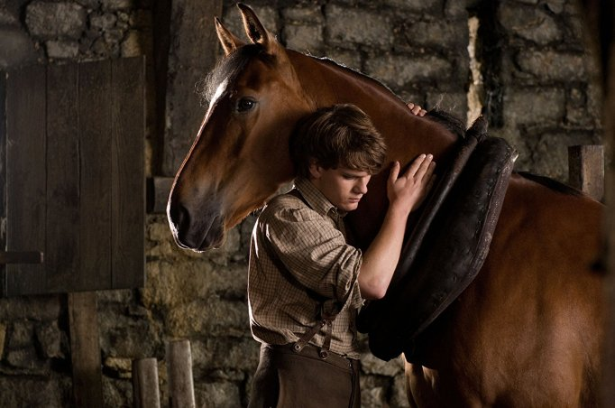 15 Movies About Animals That Always Make Us Cry: War horse