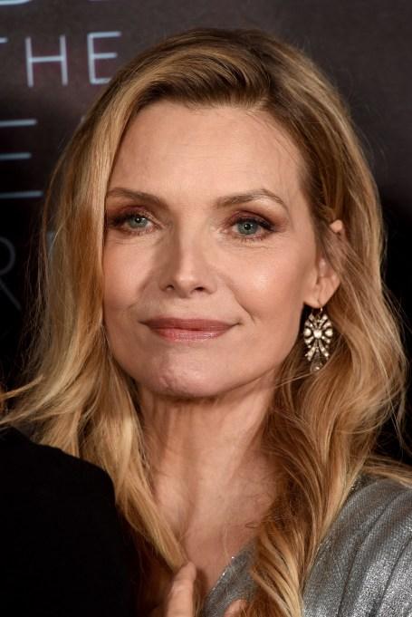 Michelle Pfeiffer red carpet
