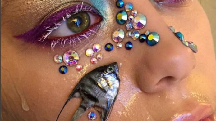 Russian makeup artist sparks intense backlash