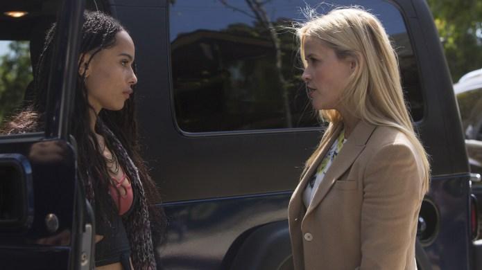 Zoë Kravitz, Reese Witherspoon in Season