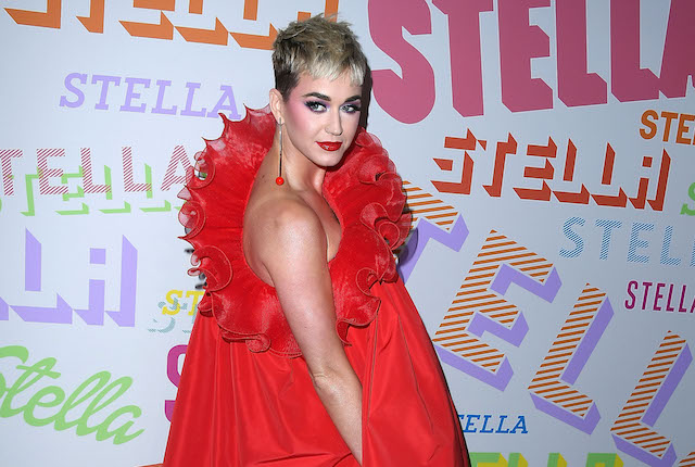Check out these celebrities' Starbucks orders: Katy Perry