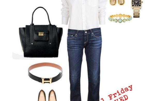 How to master casual chic