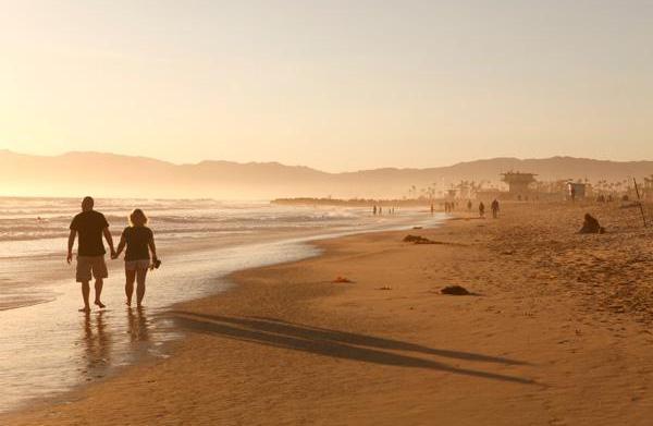 Honeymoon travel guide to Los Angeles,