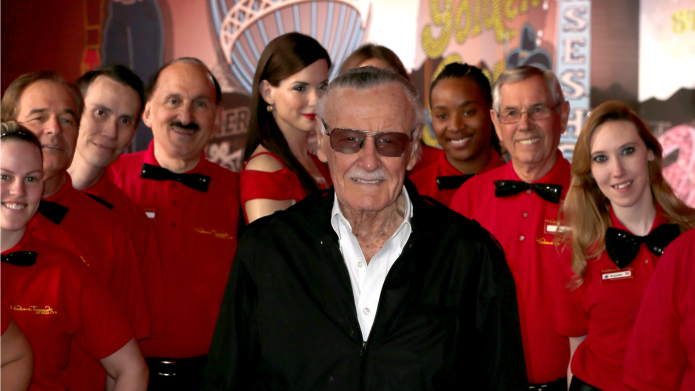 Spider-Man creator Stan Lee bows out