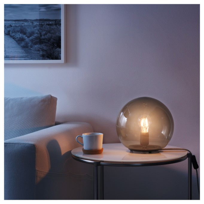 Halloween Decor at IKEA: Bring some old school gloom to your room with this table lamp