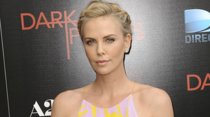 Charlize Theron has creepy encounter with