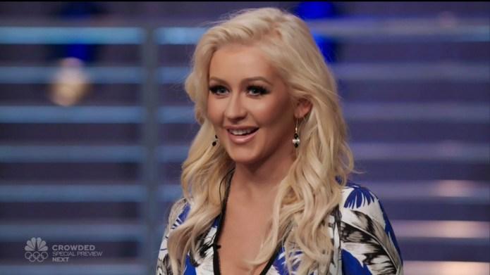Christina Aguilera's fiancé shares the sweetest