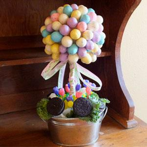 Edible Easter crafts