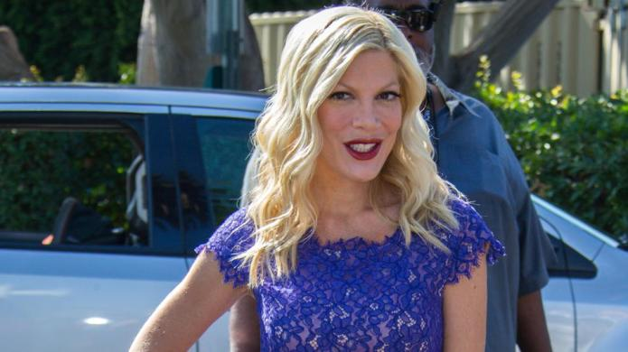 EXCLUSIVE: How Tori Spelling deals with