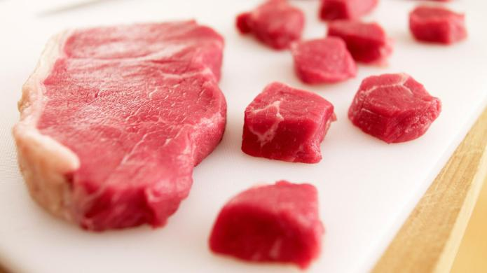 The long-term effects of eating red