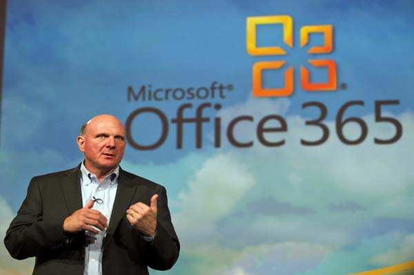 Microsoft launches Office 365 today