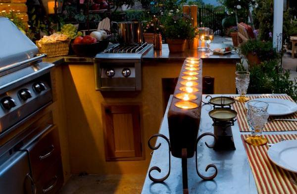 Outdoor cooking: Planning ideas for an