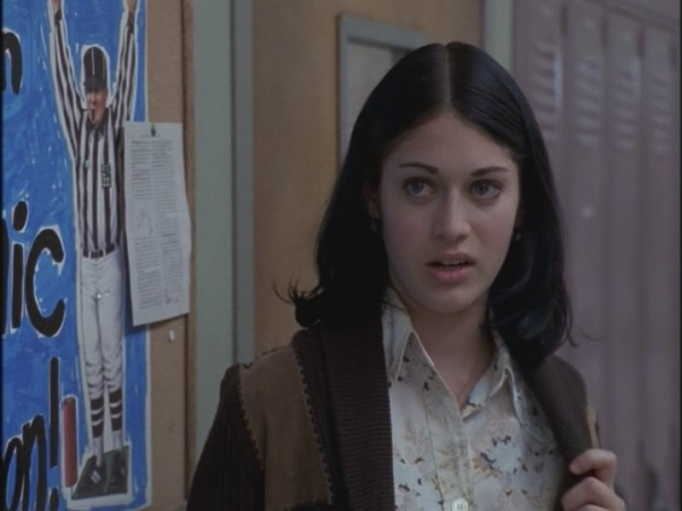 Lizzy Caplan on Freaks and Geeks