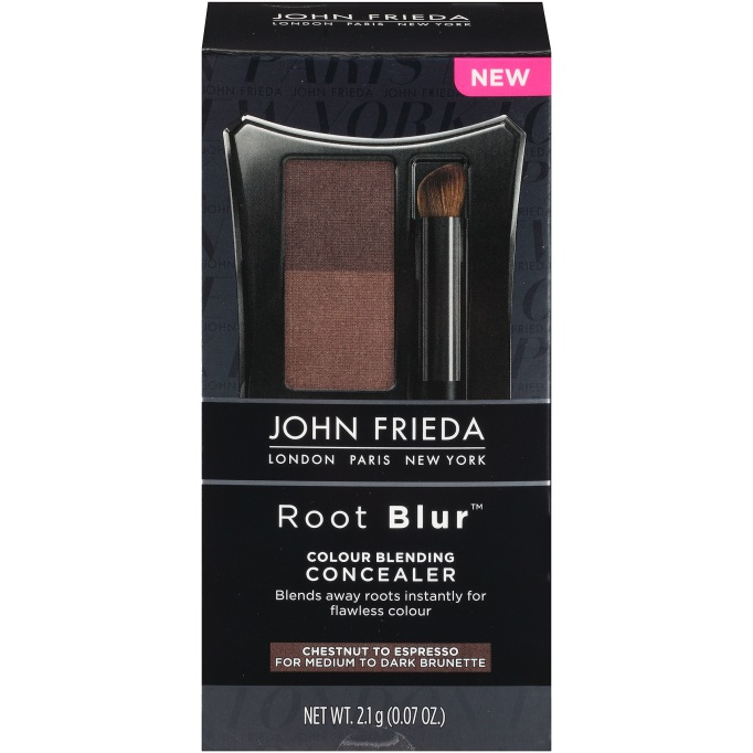 The Best Drugstore Root Dyes: John Frieda Root Blur Colour Blending Concealer | SheKnows Hair Color 2017