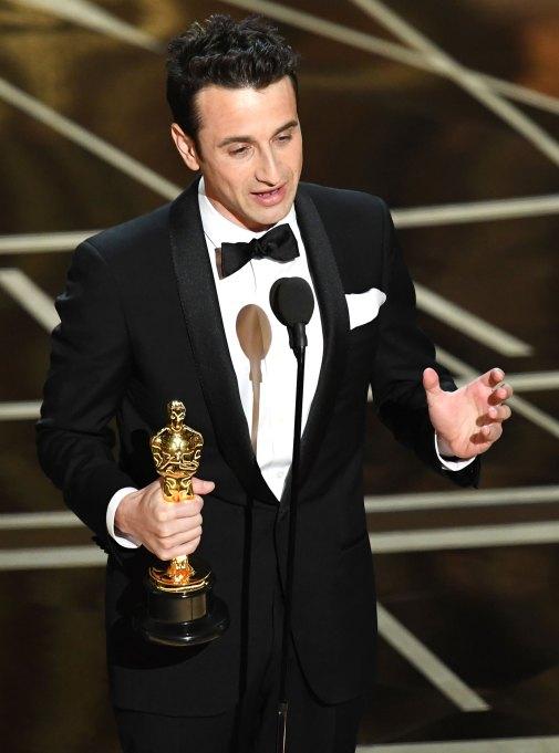 Justin Hurwitz Oscars 2017