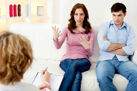 Couples therapy: What do you tell