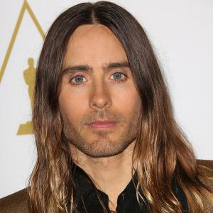 Jared Leto announces his Oscar date