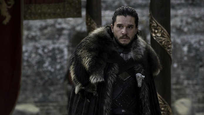 First-Look Behind-the-Scene Photos of Game of