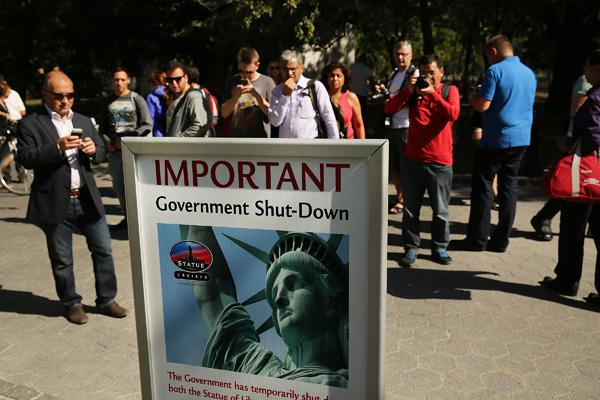 How the government shutdown may affect