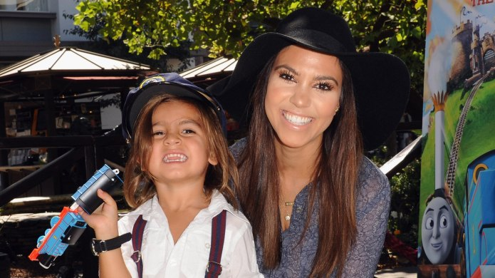 Kourtney Kardashian Was Mom-Shamed for Her