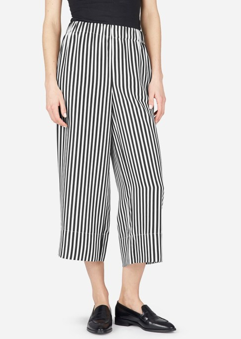 Wide Leg Pants Are Making a Comeback: Everlane The Silk Wide Leg Pant | Summer Style 2017