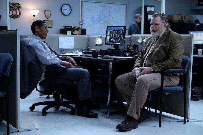 Brendan Gleeson and Scott Lawrence in 'Mr. Mercedes'