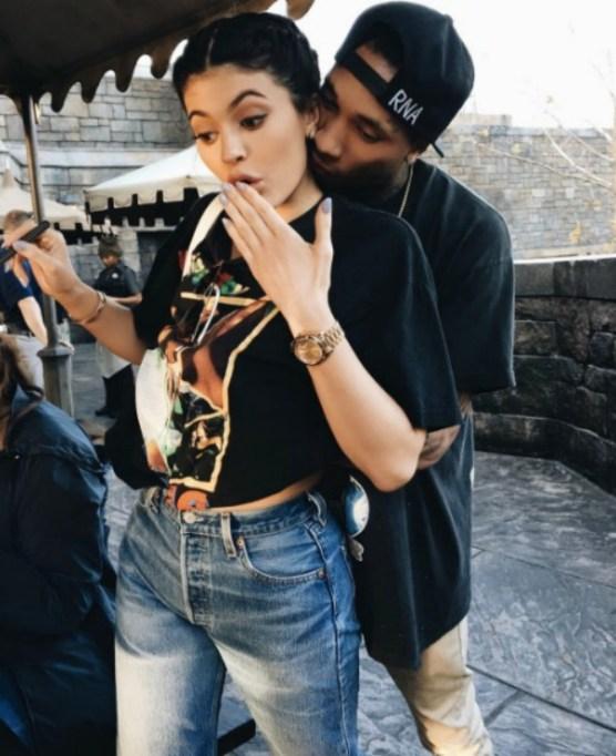 Kylie Jenner and Tyga cheating rumors