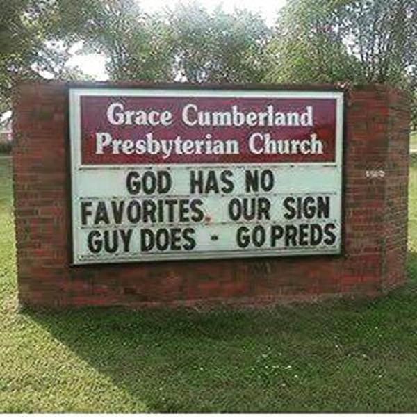 funny-church-signs-go-preds