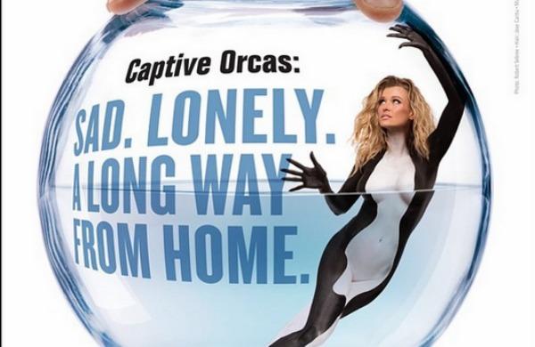 Joanna Krupa Peta campaign