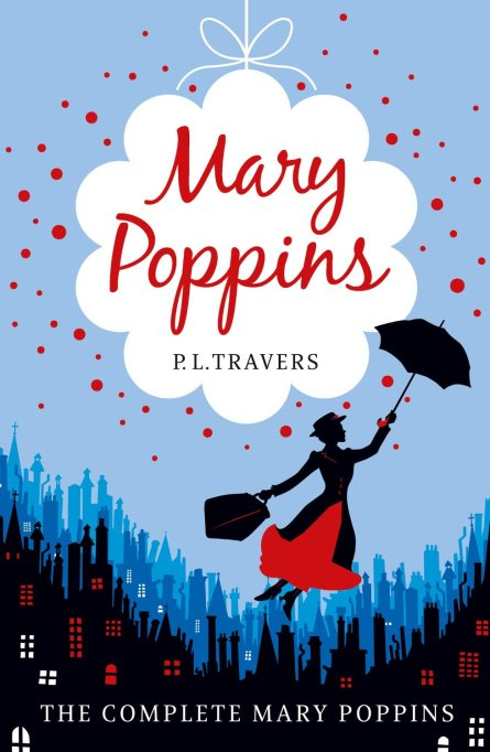 Books for girls: Mary Poppins