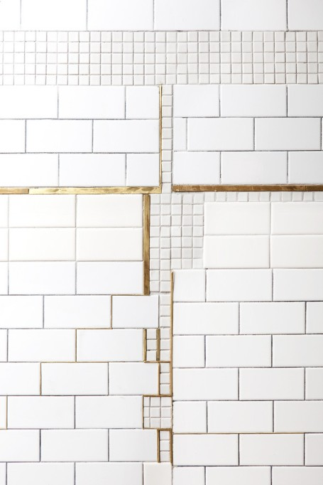 How to Upgrade Your Bathroom on a Budget | Experiment with Tiles