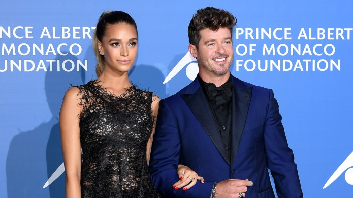 Robin Thicke's Girlfriend Is 'Already So