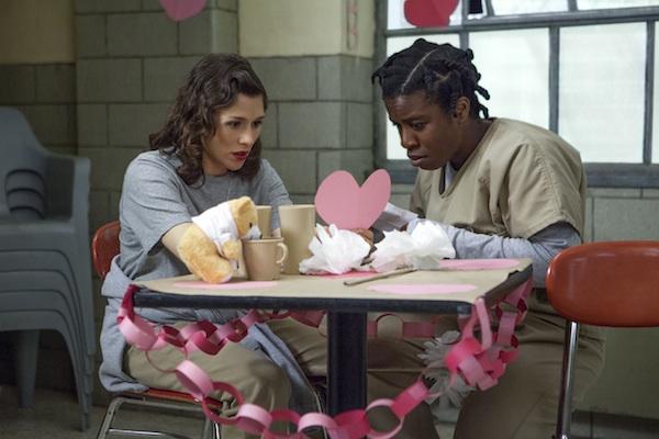 V Day in the Jailhouse