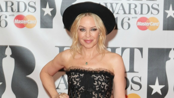 Kylie Minogue isn't on board with