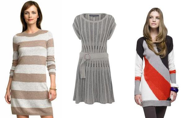 5 Cheap & chic sweater dresses