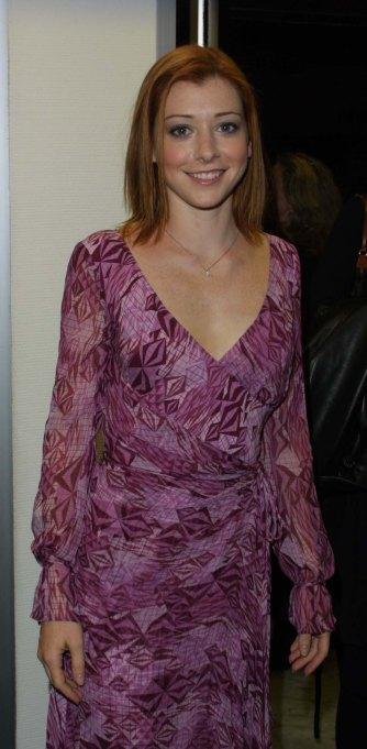 2001 Alyson Hannigan