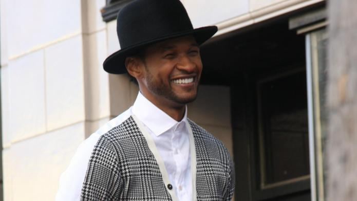 Music review: Usher gets funky with