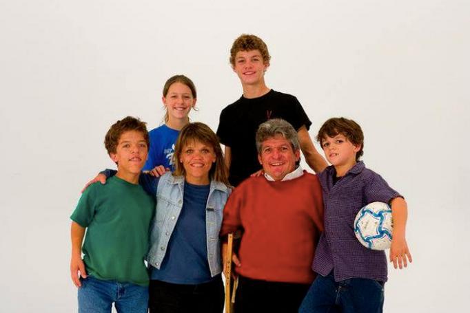 Matt Roloff and family