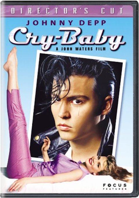 'Cry Baby' poster