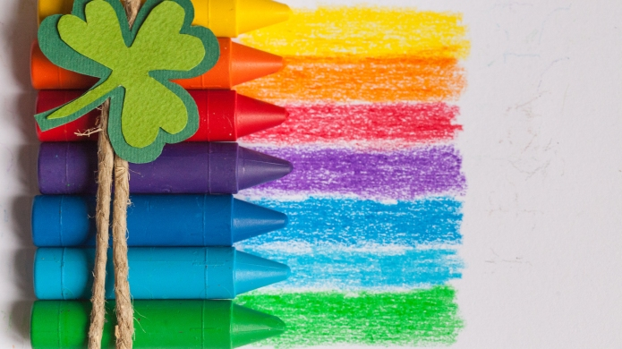 12 Printable St. Patrick's Day Coloring