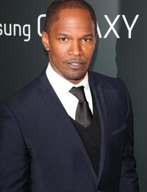 Jamie Foxx: I'm obsessed with race
