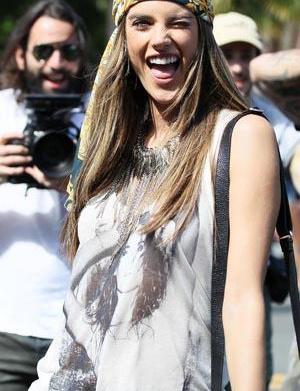 Alessandra Ambrosio slammed by PETA for