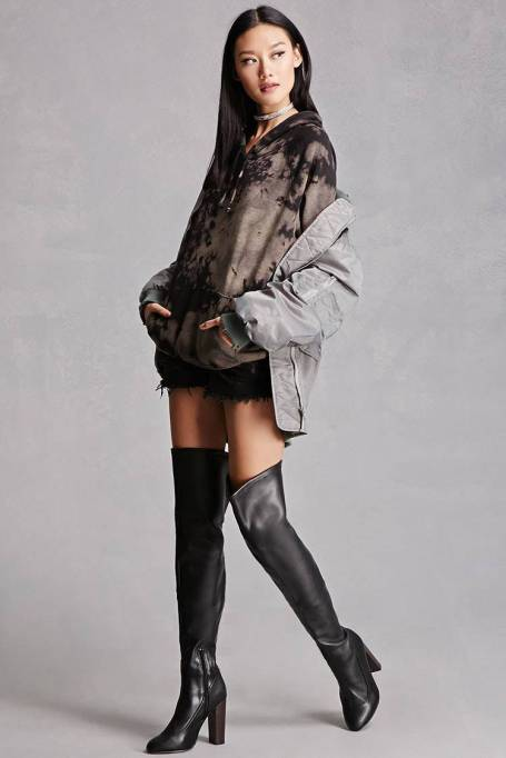 Best Pairs of Over-the-Knee Boots: LFL by Lust For Life Boots | Fall and Winter Fashion 2017