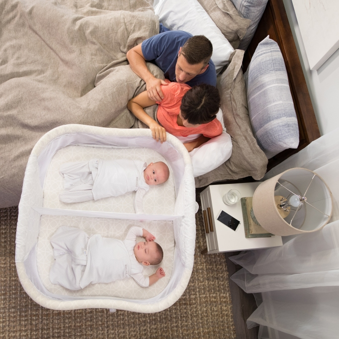 Best baby and kids products from the ABC Kids Expo 2017: Halo Bassinet Twin Sleeper