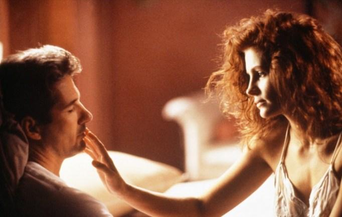 movie kisses Pretty Woman
