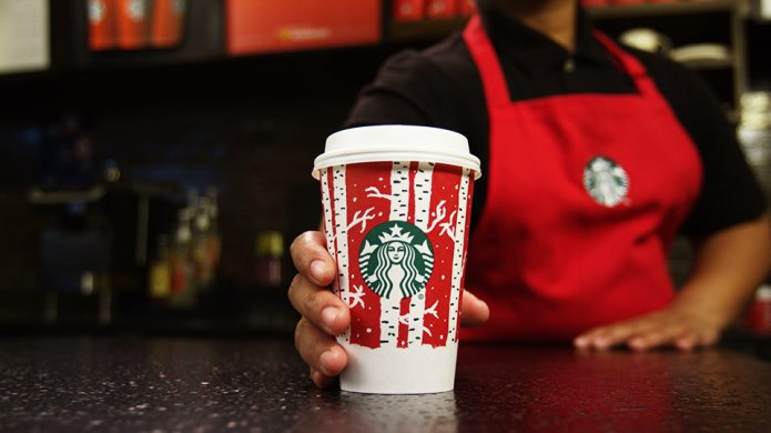 Starbucks wants to gift you a